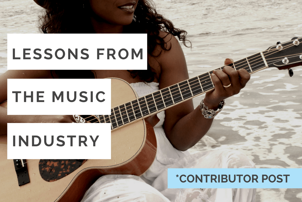 lessons from the music industry