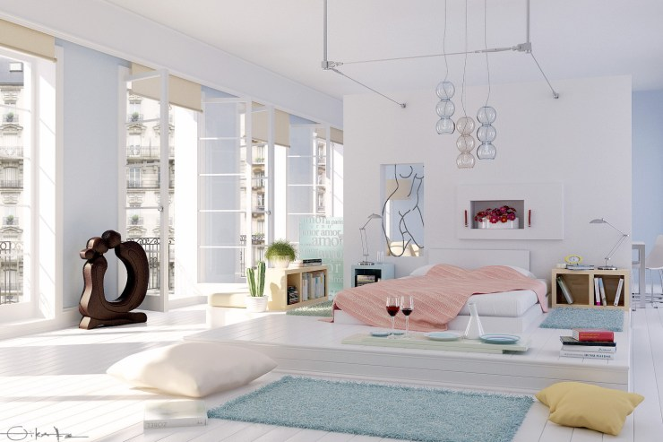 Gorgeous Bedroom by Elif - Tiffany Nicole Forever