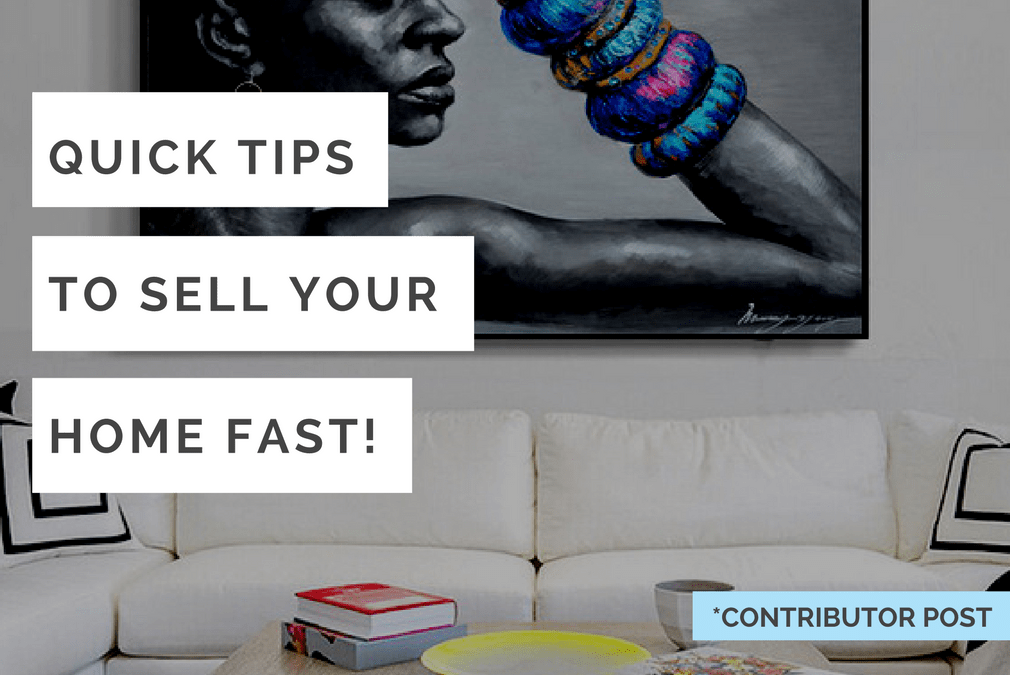 quick tips to sell your home - Tiffany Nicole Forever Blog