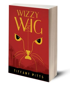 Wizzy Wig, a quirky, fast-paced science fiction adventure