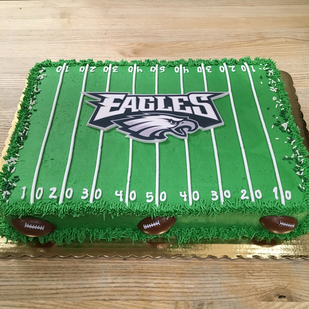 Sports Themed Cakes Philadelphia Phillies And Eagles Cakes Philadelphia Baseball Themed Cakes