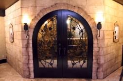 Wine Cooling Room Doors