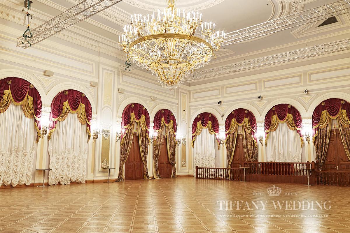свадьба в отеле Талион
