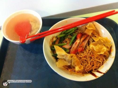 My pontian noodles~ yum yum~