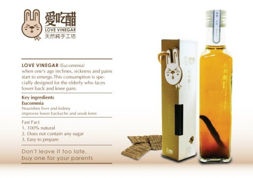 love vinegar