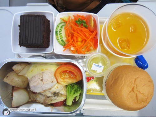 Standard Meal Royal Brunei