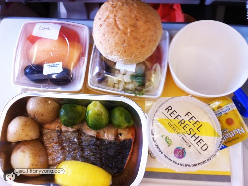 Low Calorie Meal Royal Brunei