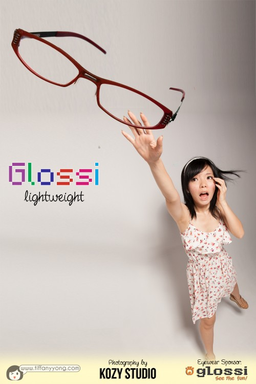 glossi eyewear light