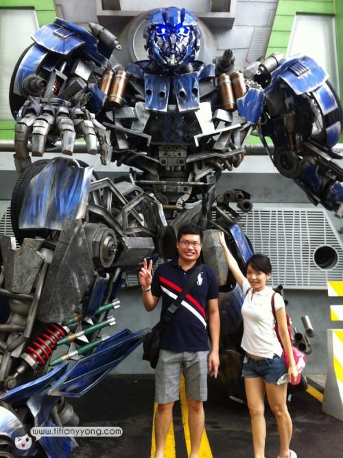transformers USS
