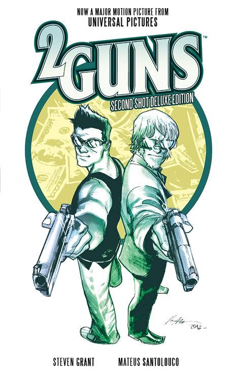 2 Guns comic