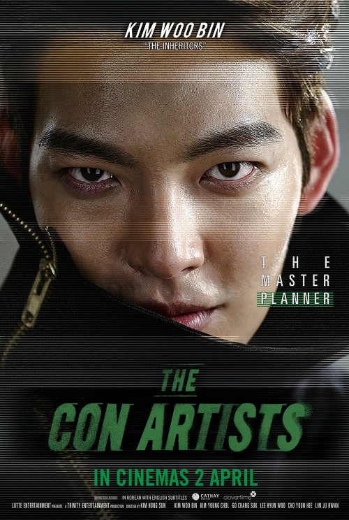 The Con Artists Singapore Poster