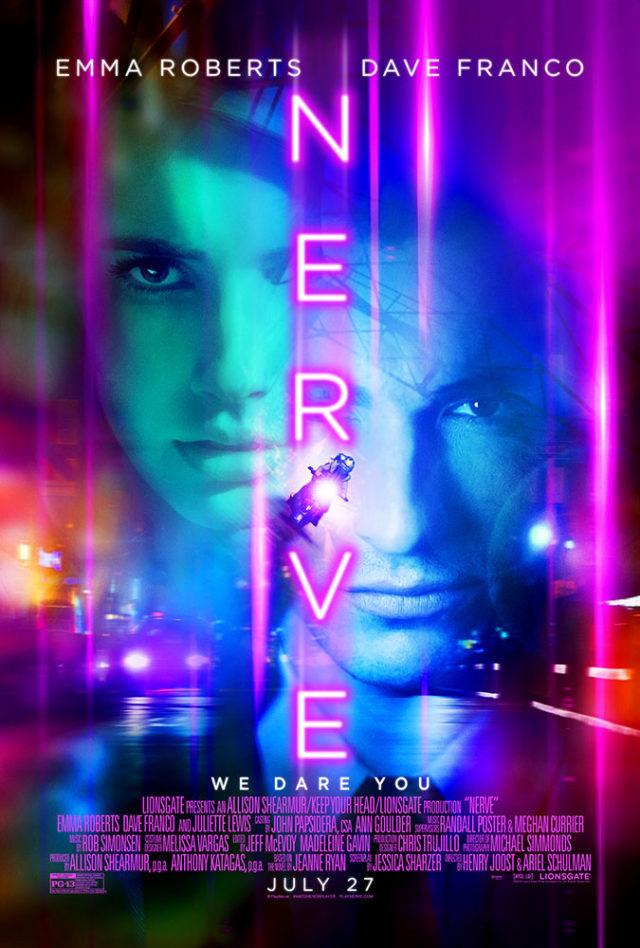 Nerve Movie Poster