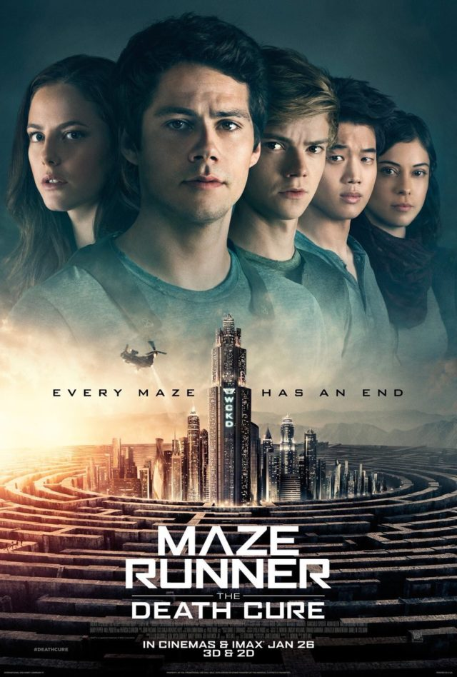 Maze Runner The Death Cure Movie