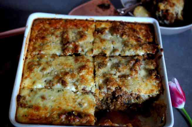 Moussaka - www.tiffinandteaofficial.com