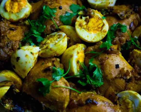 Chicken Bhuna (Indian Takeaway CopyCat)