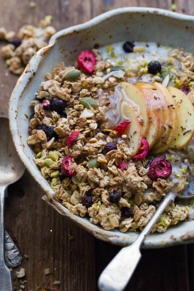 Nourishing and Healing Post-Partum Recipes