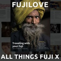 FujiLove Magazine - Subscribe Now!