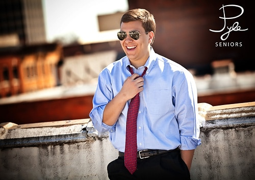 John Pyle Senior Portrait Sessions