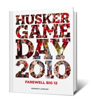 Husker Game Day 2010 Book Cover
