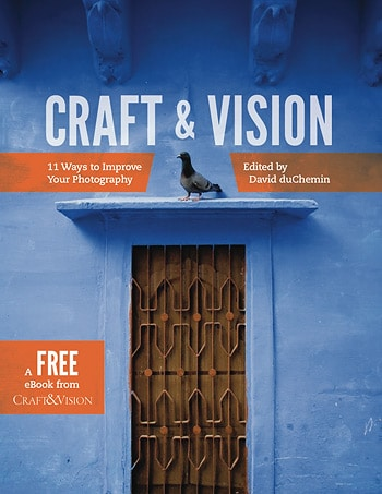 Craft & Vision Free E-Book | 11 Ways To Improve Your Photography