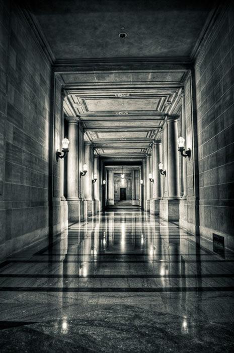 Empty Governance   Aaron Hockley