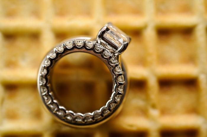 Doug Levy Wedding Ring Shot | Waffle