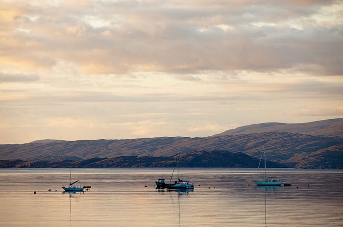 Boats In The Landscape |  Jerod Foster