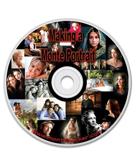 Monte Zucker CD On Classical Portrait Lighting & Posing