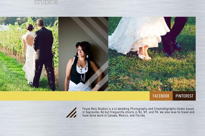 Feuza Reis New Jersey Wedding Photographer