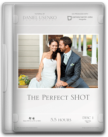 Daniel Usenko - The Perfect Shot DVD