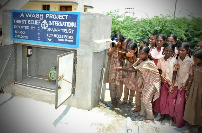 Thirst Relief International Global Water Project