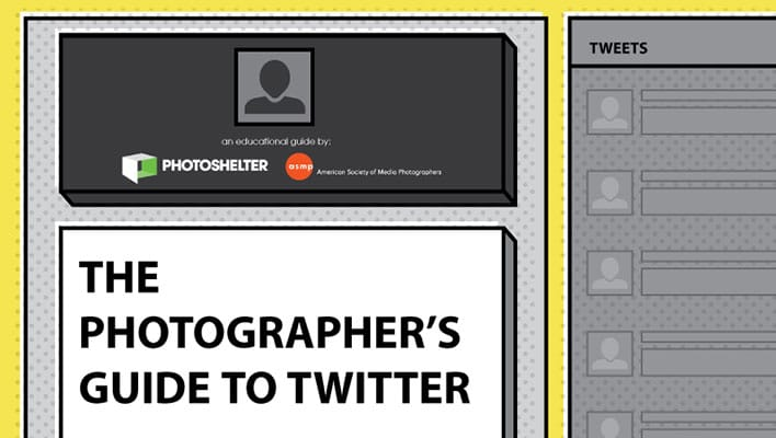 Photoshelter Twitter Guide