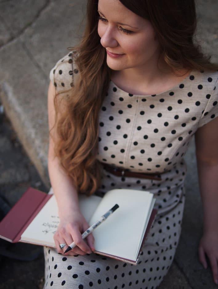 Jenika McDavitt Writing