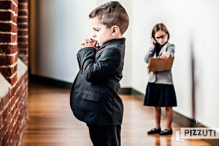 Pizzuti Photography - Kid Praying
