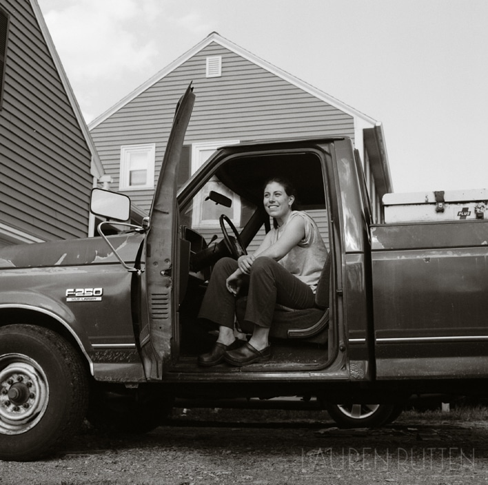 Lauren Rutten Photography - In The Truck