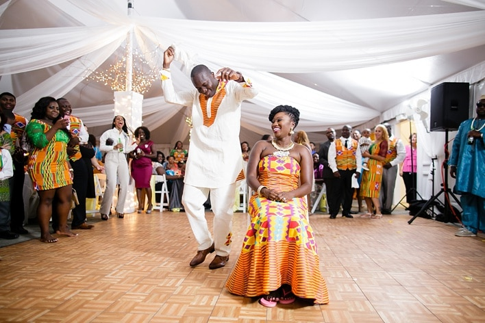 New York Multicultural Wedding Photographer - Petronella Lugemwa