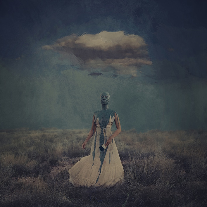 Blue Sky Days: Brooke Shaden
