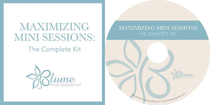 Maximizing Mini Sessions, by The Blumes