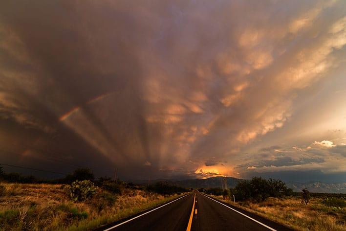 Mike Olbinski - Storm Chasing Photographer