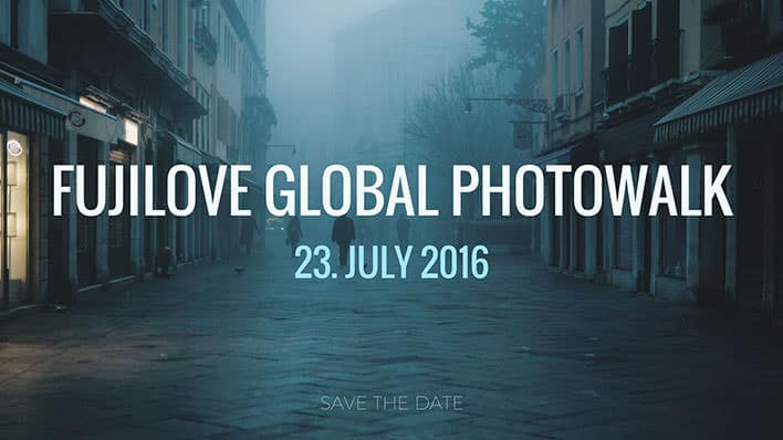 FujiLove Global Photowalk