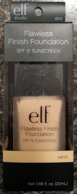 Flawless Finish Foundation-Store Packaging