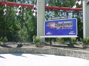 Jr. Poster Cedar Point