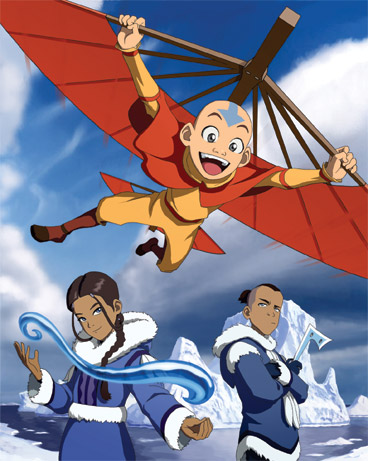 Avatar The last airbender book 3... (1/3)