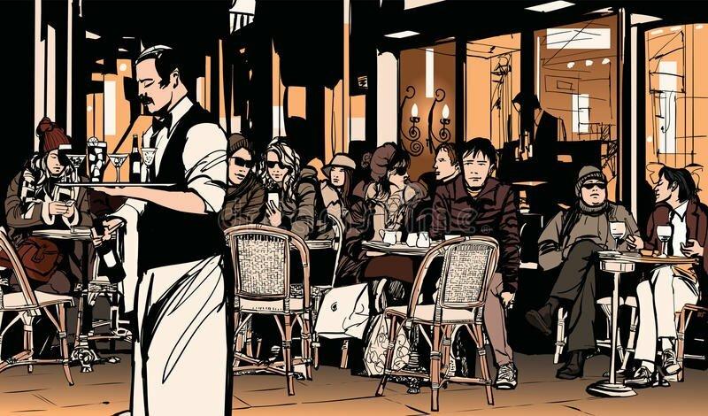 La mode est au mobilier Parisien