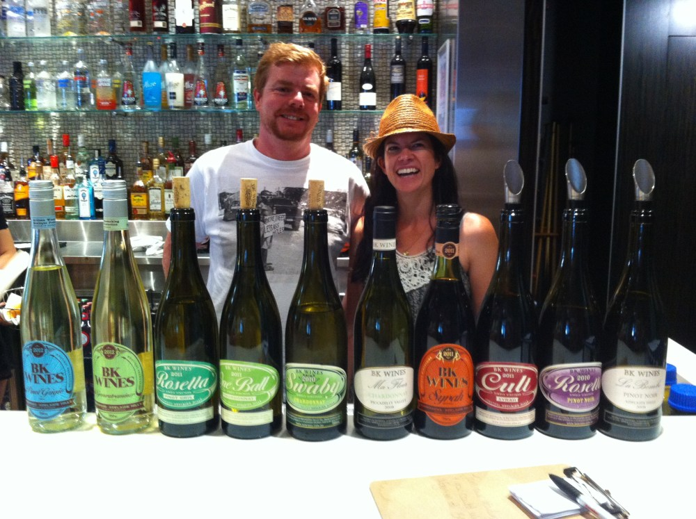 BK Wines – reigniting the passion and firing the senses!