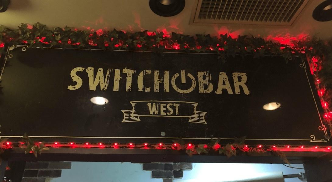 SWITCH BAR WEST