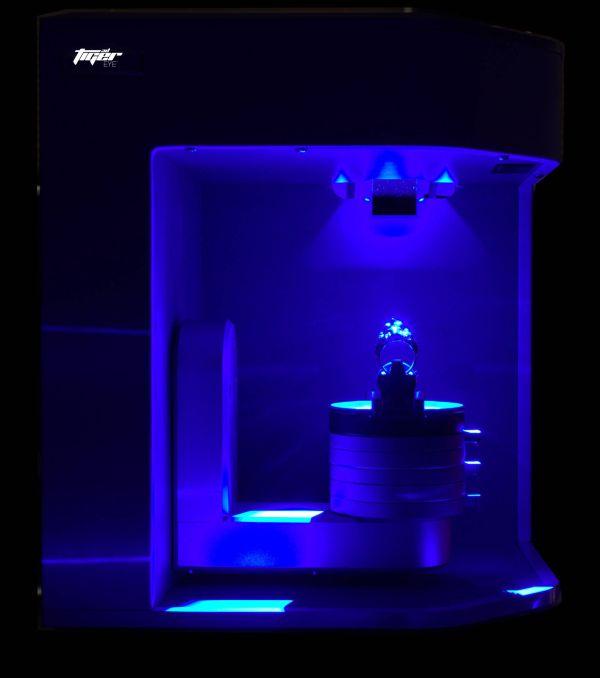 Ring 3D Scanner- Tiger