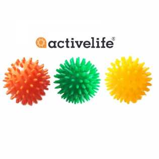ActiveLife® Spiky Massage Balls