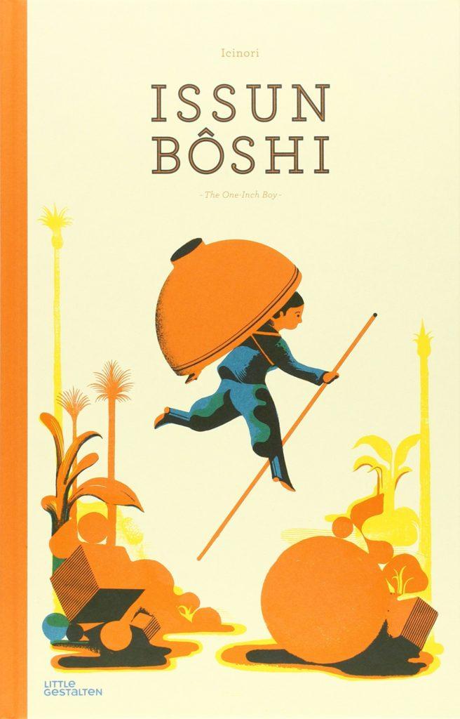 Issun Boshi One-Inch boy