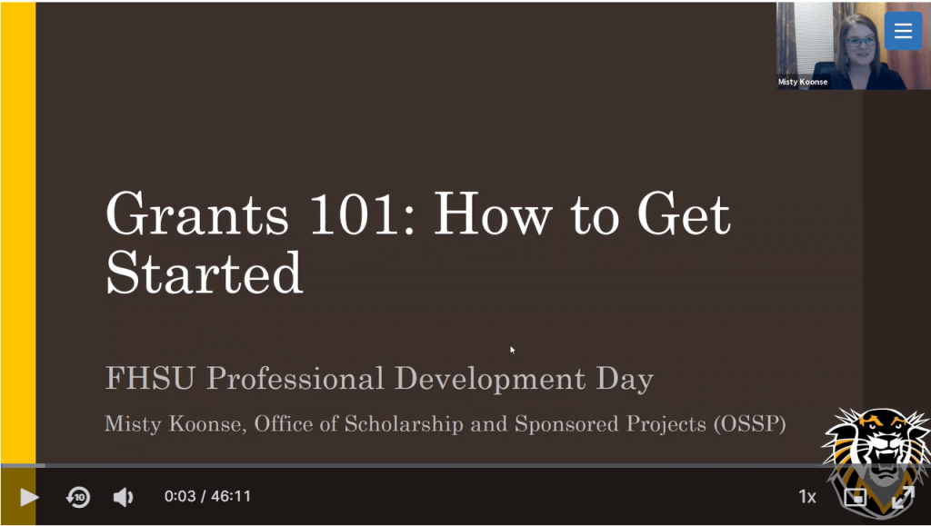 Grants 101: How to Get Started